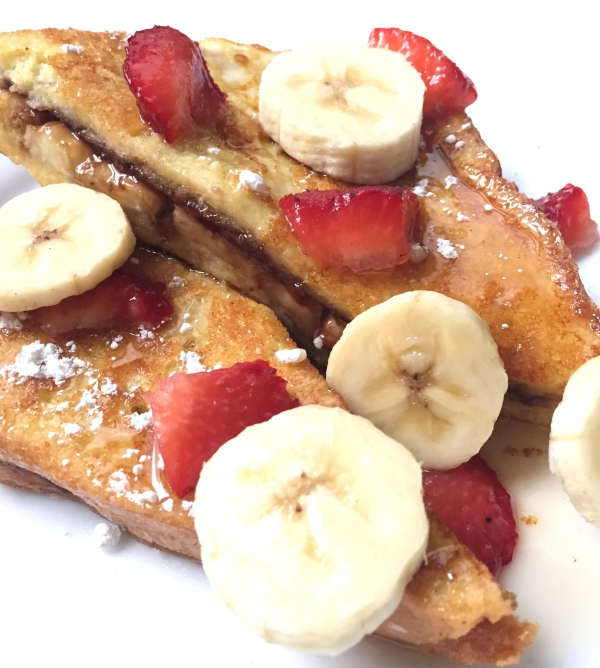 Stuffed French Toast 4