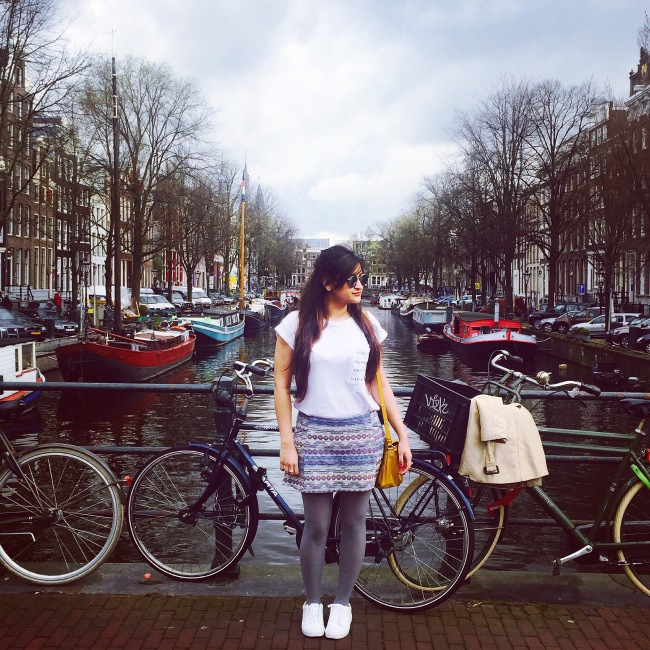Travel Outfits - What to Wear in Amsterdam 1