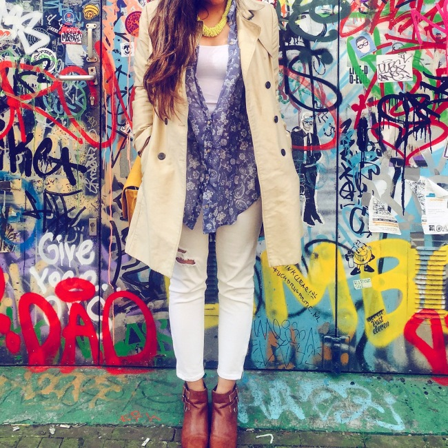 Travel Outfits - What to Wear in Amsterdam 7
