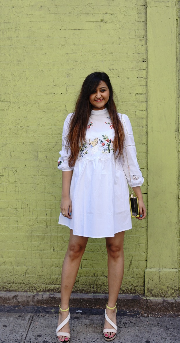Embroidery Trend for Spring Outfits 1