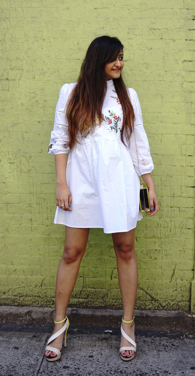 Embroidery Trend for Spring Outfits 2