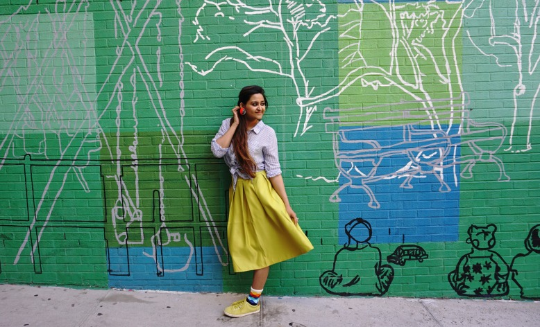 Socks Lookbook and Skirt Outfits 8