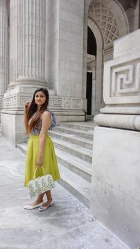 Summer skirt Outfits 1