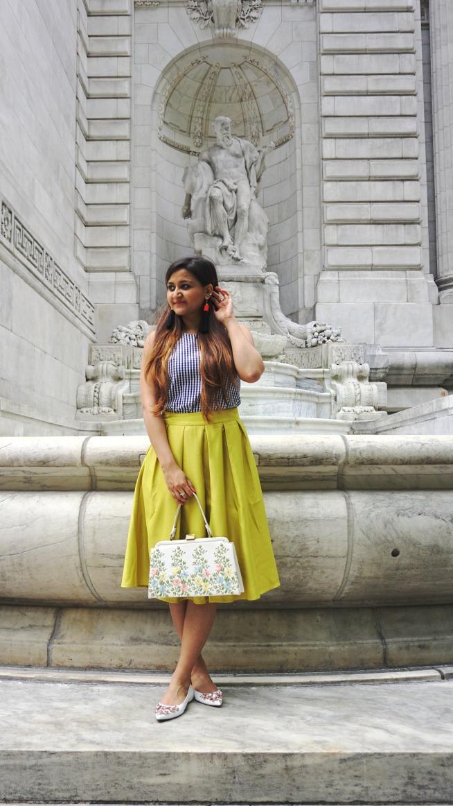 Summer skirt Outfits 10