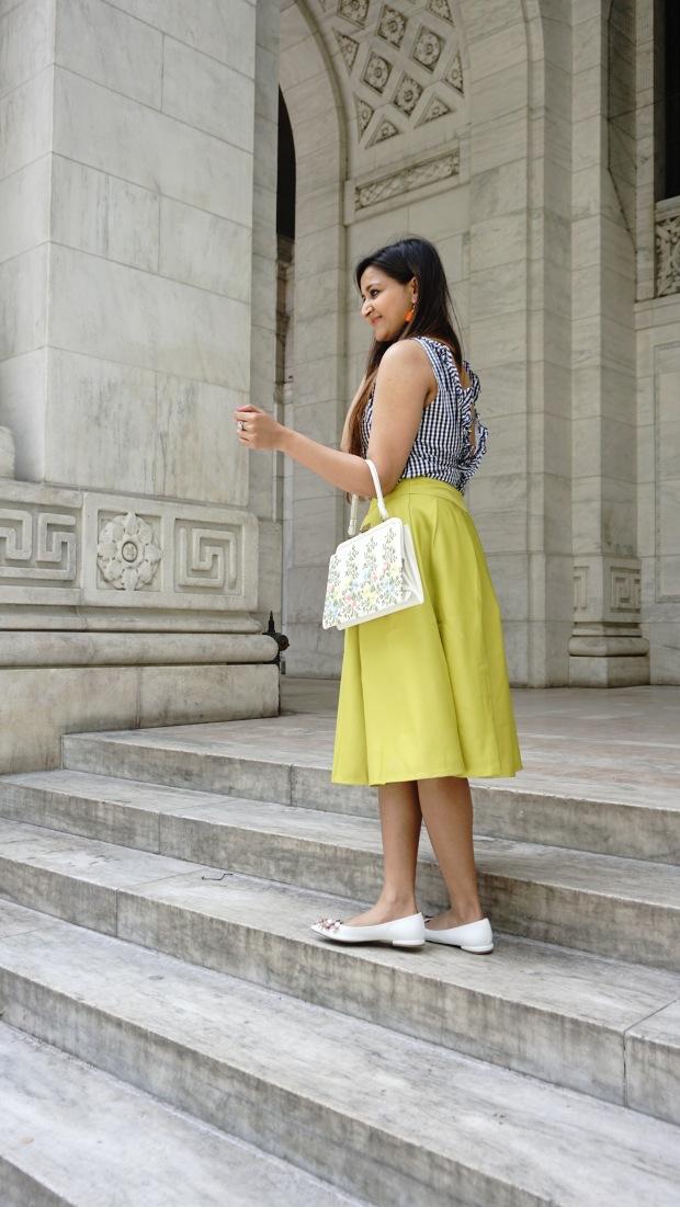 Summer skirt Outfits 4