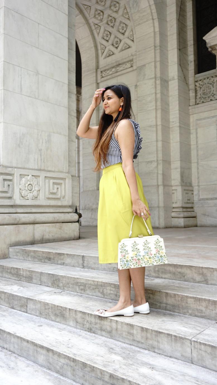 Summer skirt Outfits 5