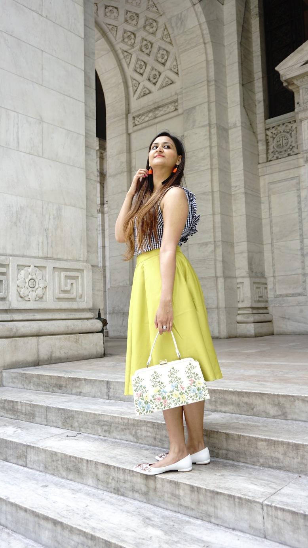 Summer skirt Outfits 6