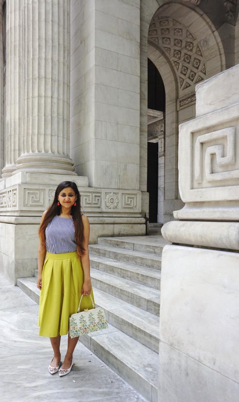 Summer skirt Outfits 7