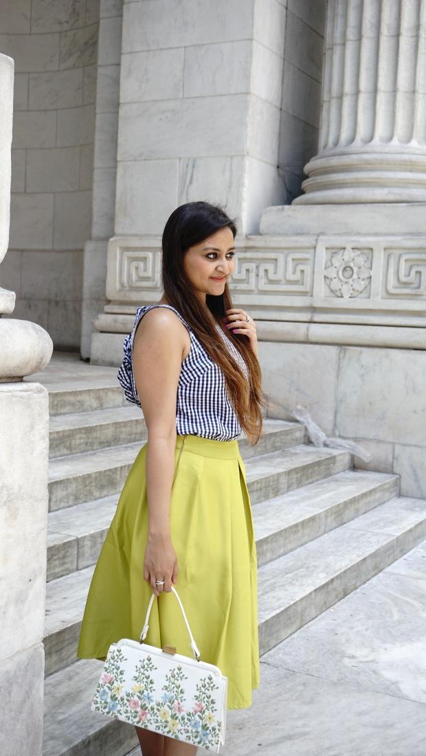 Summer skirt Outfits 9