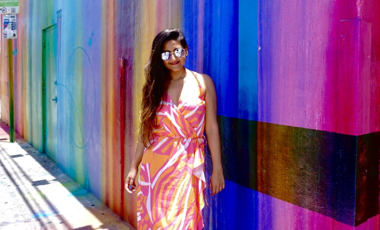 Geometric print Dress Cuddy Studio 10