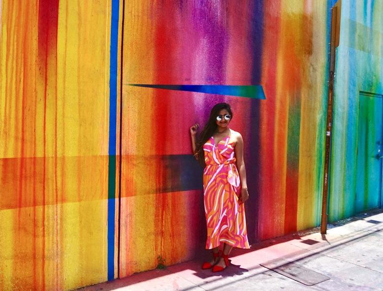 Geometric print Dress Cuddy Studio 6