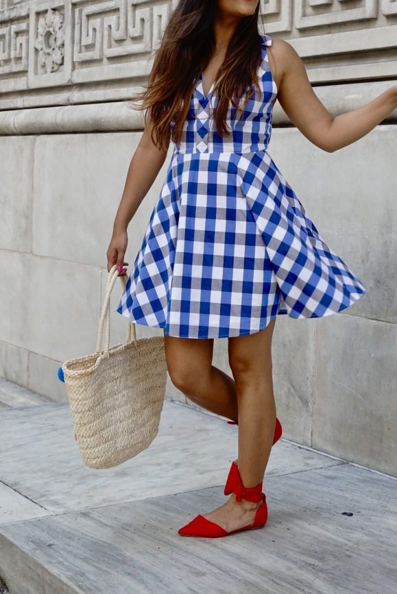Criss Cross BacklessSummer Dress Outfit 2