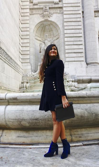 Fall Dress Outfit Metisu Review 5
