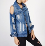 Boyfriend Denim Jacket 3