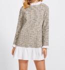 Winter Frill Dress 2