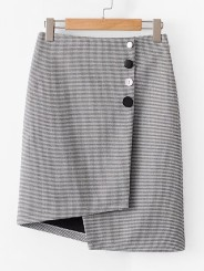 Asymmetrical Skirt 1