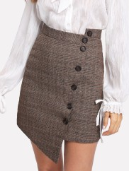 Asymmetrical Skirt 2