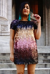 New Year's Eve Party Sequin Outfit Ideas 7