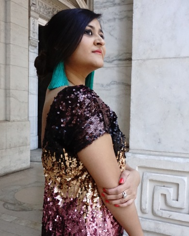 New Year's Eve Party Sequin Outfit Ideas 9