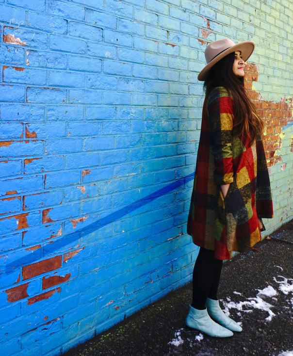 Winter Boho Outfit 2
