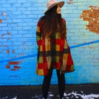 Winter Boho Outfit 3