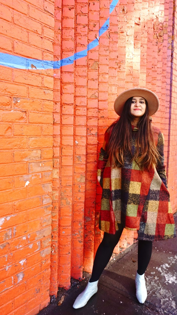 Winter Boho Outfit 5