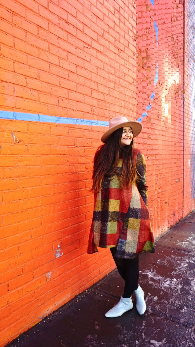 Winter Boho Outfit 6