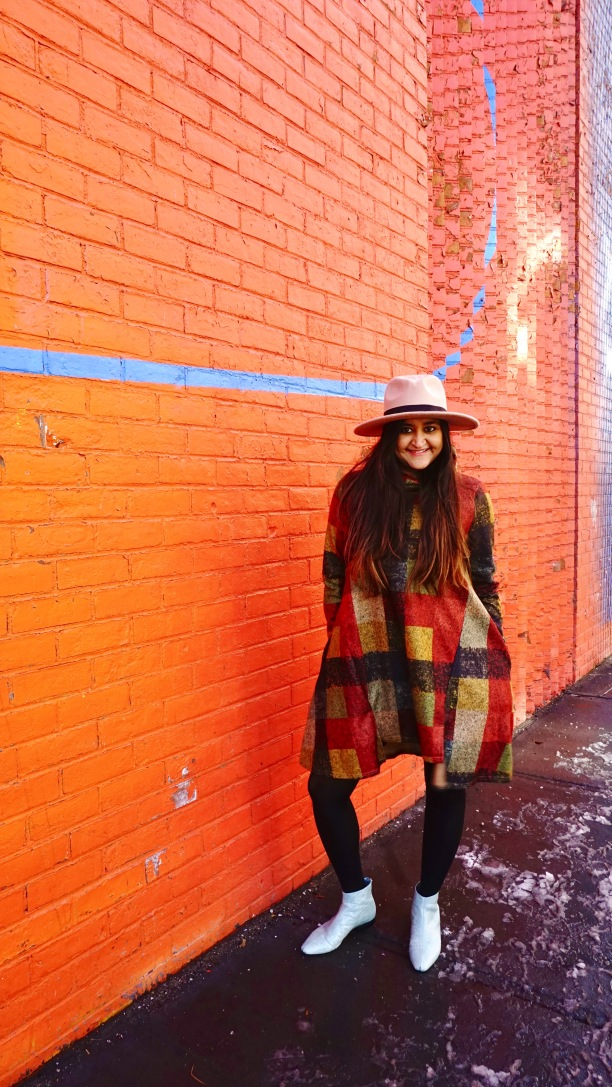 Winter Boho Outfit 7