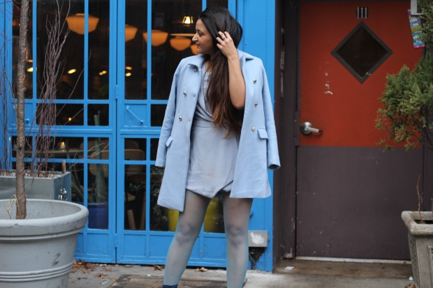 How to Wear a Monochromatic Outfit 1