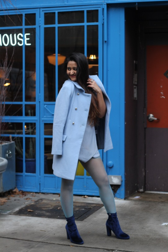 How to Wear a Monochromatic Outfit 10
