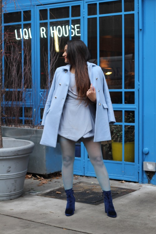 How to Wear a Monochromatic Outfit 2