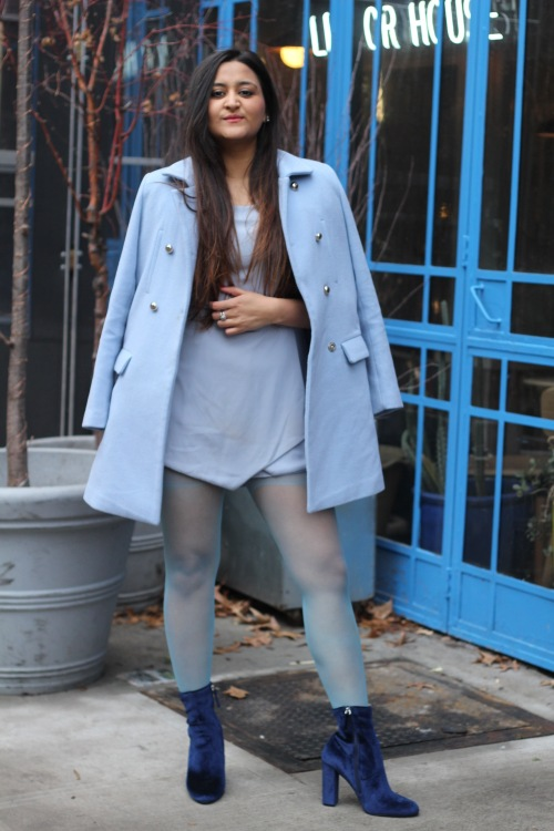 How to Wear a Monochromatic Outfit 3