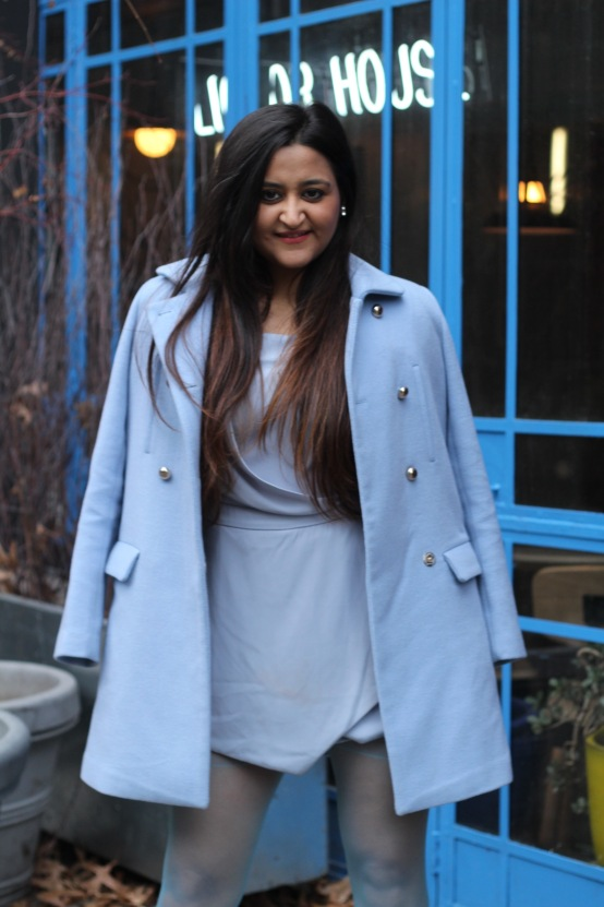 How to Wear a Monochromatic Outfit 4
