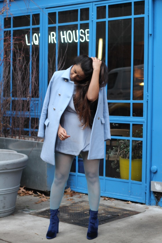 How to Wear a Monochromatic Outfit 8