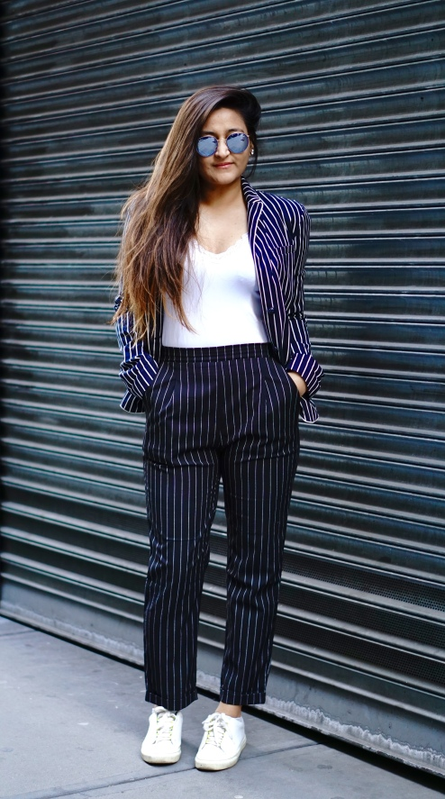 How to Wear a Pantsuit Bosslady Outfit 3