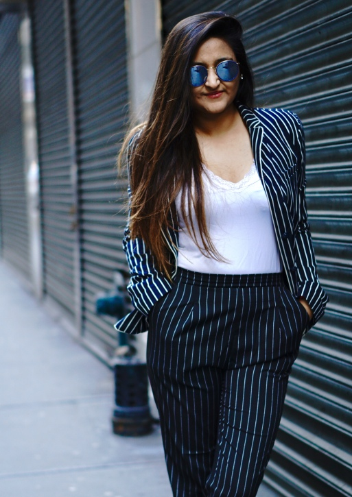 How to Wear a Pantsuit Bosslady Outfit 4