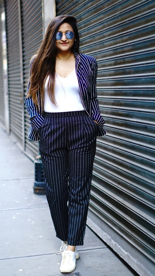 How to Wear a Pantsuit Bosslady Outfit 5