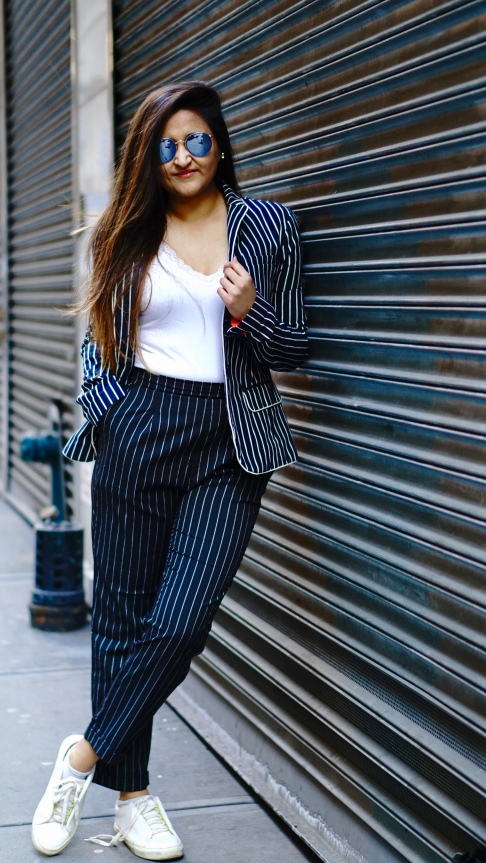 How to Wear a Pantsuit Bosslady Outfit 6