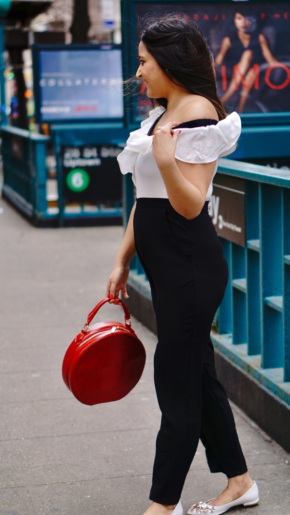 Brunch Outfit With Asymmetrical Jumpsuit 2