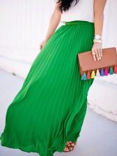 pleated skirt option 1