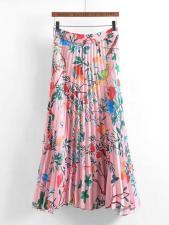 Pleated skirt option 5