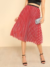 pleated skirt option 6