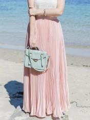 pleated skirt option2