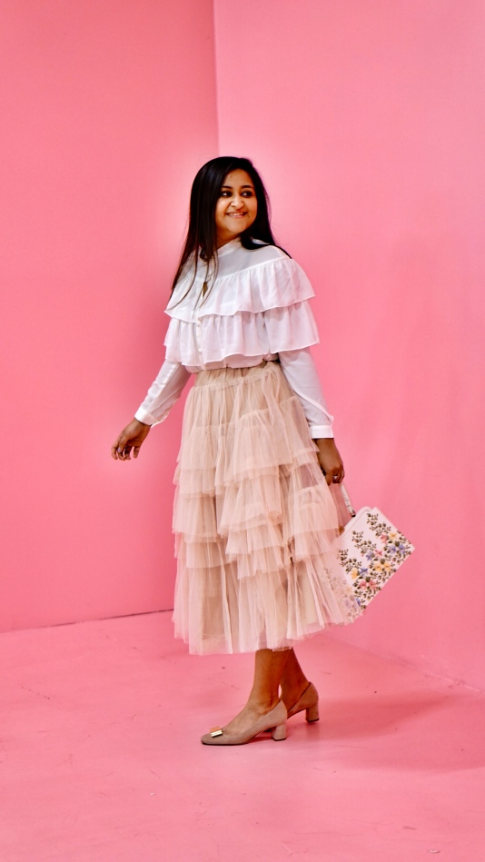 Tulle Skirt Outfit Ideas 1