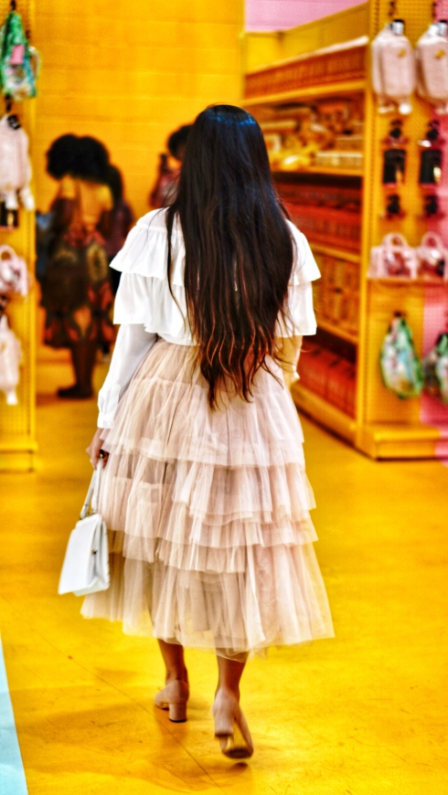 Tulle Skirt Outfit Ideas 2
