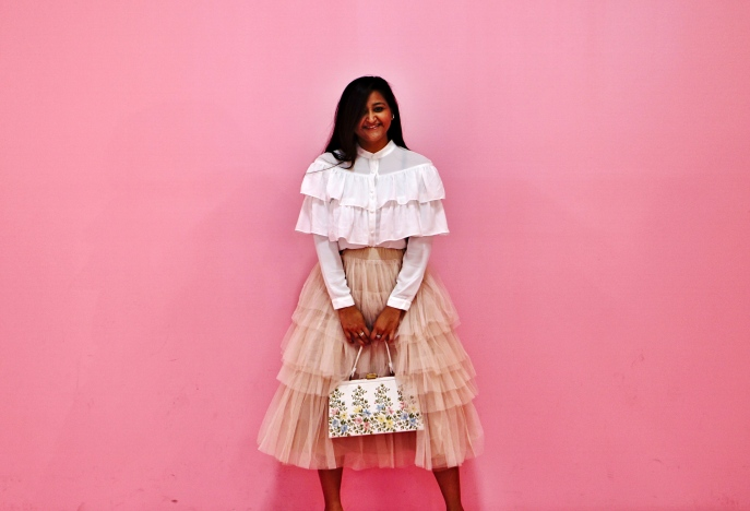 Tulle Skirt Outfit Ideas 3