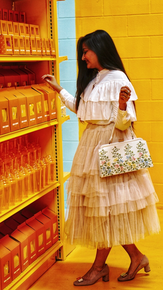 Tulle Skirt Outfit Ideas 5