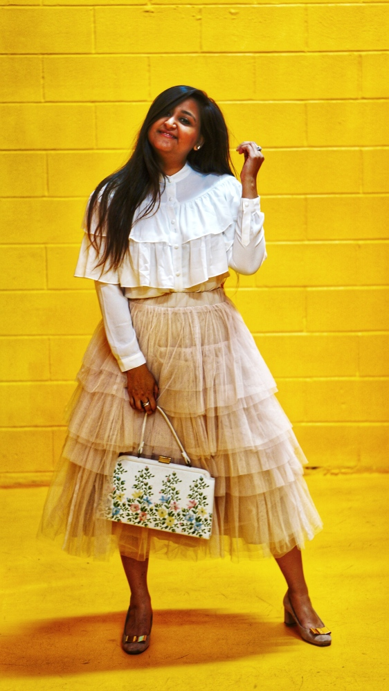 Tulle Skirt Outfit Ideas 6