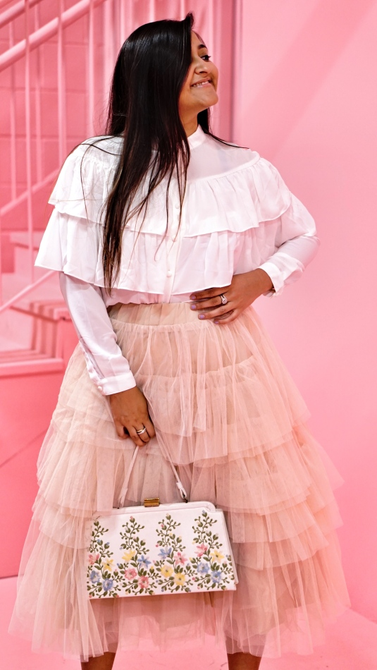 Tulle Skirt Outfit Ideas 7