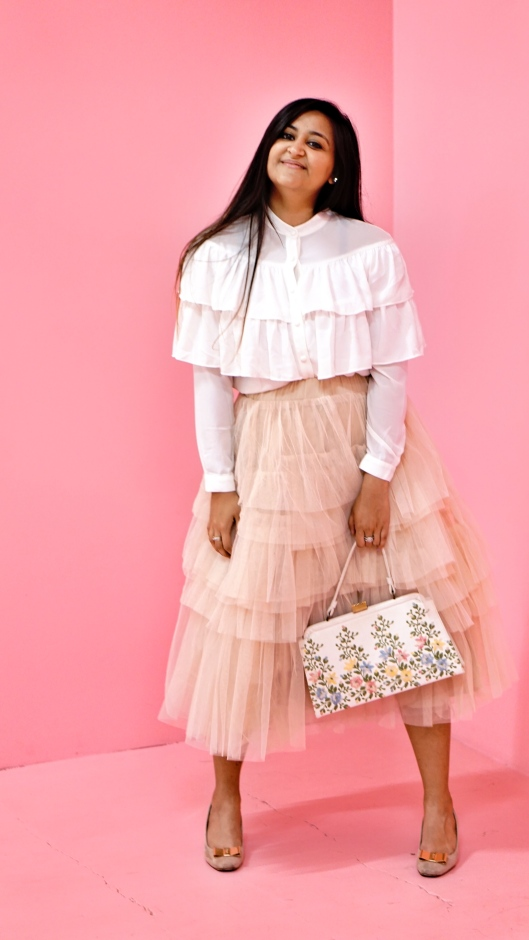 Tulle Skirt Outfit Ideas 8